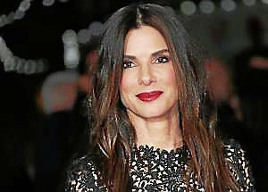 """In this Thursday, Oct. 10, 2013, file photo, U.S actress Sandra Bullock attends the British Film Institute London Film Festival Gala Screening of """"Gravity,"""" at a central London cinema. Photo: (Joel Ryan — The Associated Press)"""