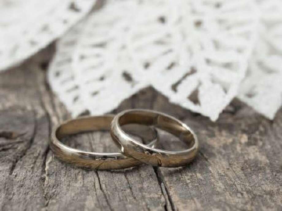 wedding rings Photo: Getty Images/iStockphoto / iStockphoto