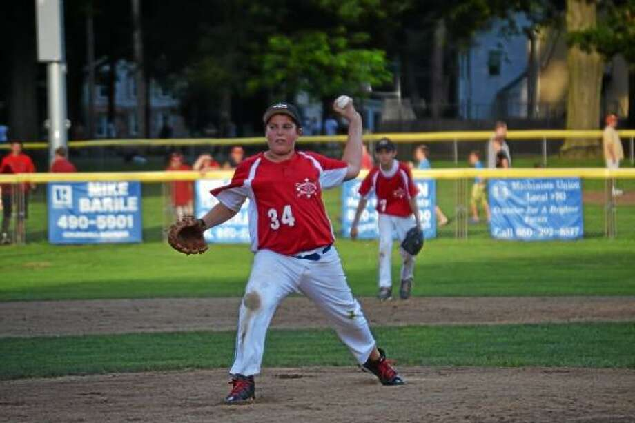 Pete Paguaga - Register Citizen  Torrington's Ryan Marconi got the win, going three and one-third innings, allowing five hits and striking out five batters.