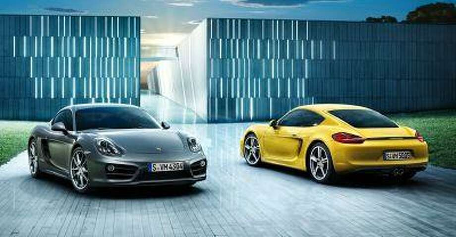 The Porsche brand, for the ninth straight year, led J.D. Power and Associates' annual survey of vehicles drivers find most pleasing to own and drive, while the Land Rover Range Rover crossover was the top individual vehicle in the survey. (Porsche handout) / Dr. Ing. h.c. F. Porsche AG
