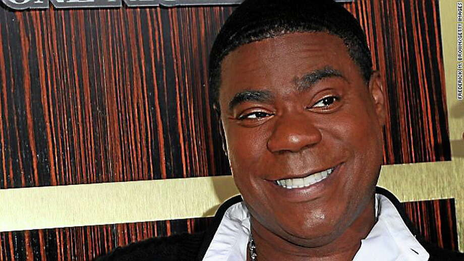 """Tracy Morgan, star of """"SNL"""" and """"30 Rock,"""" was reported by CNN to be in critical condition Saturday, June 7, 2014, after a crash on the New Jersey Turnpike. Photo Getty Images Photo: Journal Register Co. / 2012 Getty Images"""