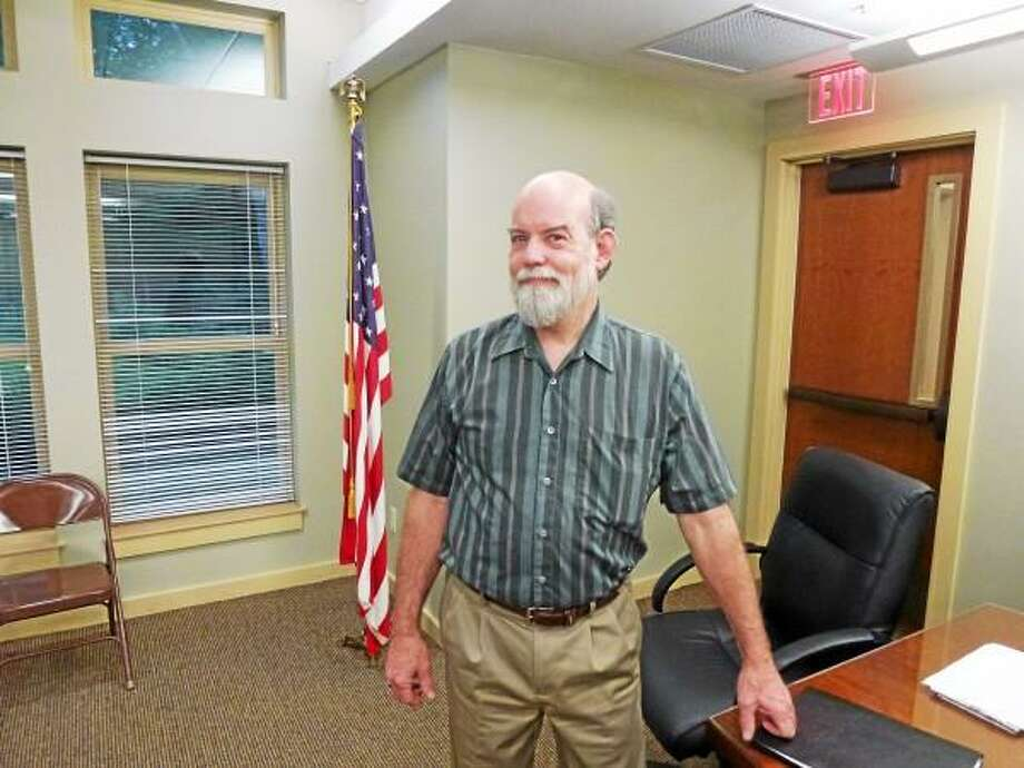 Craig Nelson is no stranger to Warren town politics, having chaired several commissions, the Republican Town Committee and serving as the town's zoning officer. Ryan Flynn - Register Citizen