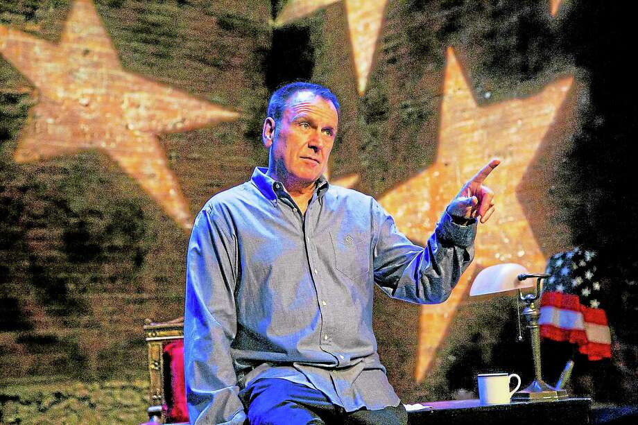 www.colinquin.comComedian Colin Quinn is coming to Infinity Hall in December. Photo: Journal Register Co.