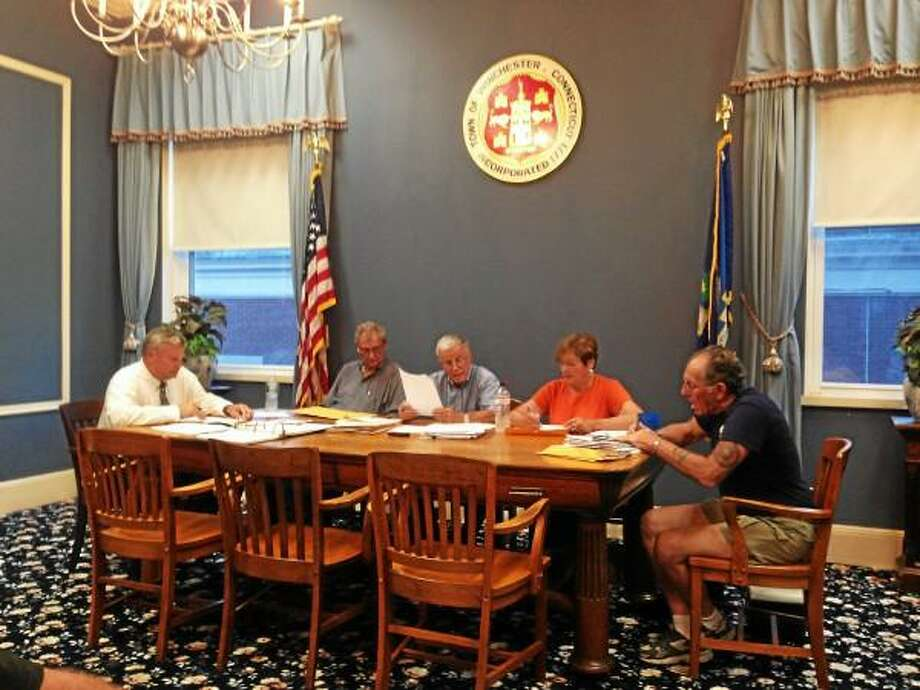Planning and Zoning Commission met Tuesday to review applications and discuss the issue of conditional approvals. (Mercy Quaye-Register Citizen)