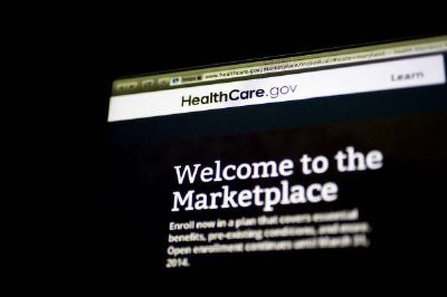 The small business portion of HealthCare.gov won't be fully working for another year. Photo: Bloomberg Via Getty Images / 2013 Bloomberg
