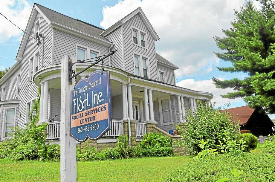 The Torrington chapter of FISH Inc. on South Main St. in Torrington. Photo: Register Citizen File Photo