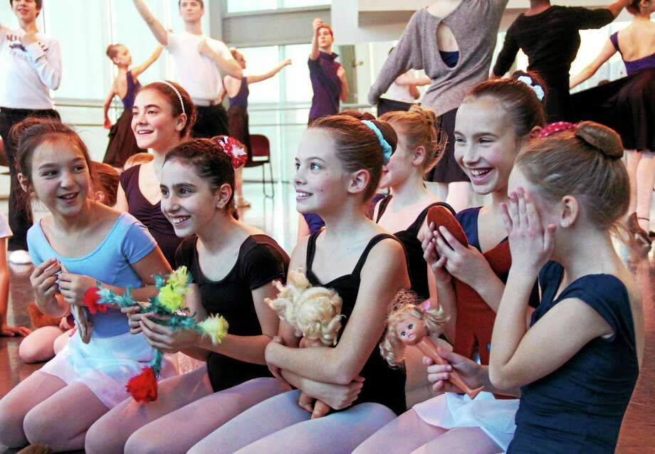 The instructors at the Nutmeg Ballet in Torrington are helping students find a footing in the arts. Photo: Jamie DeLoma — Special To The Register Citizen