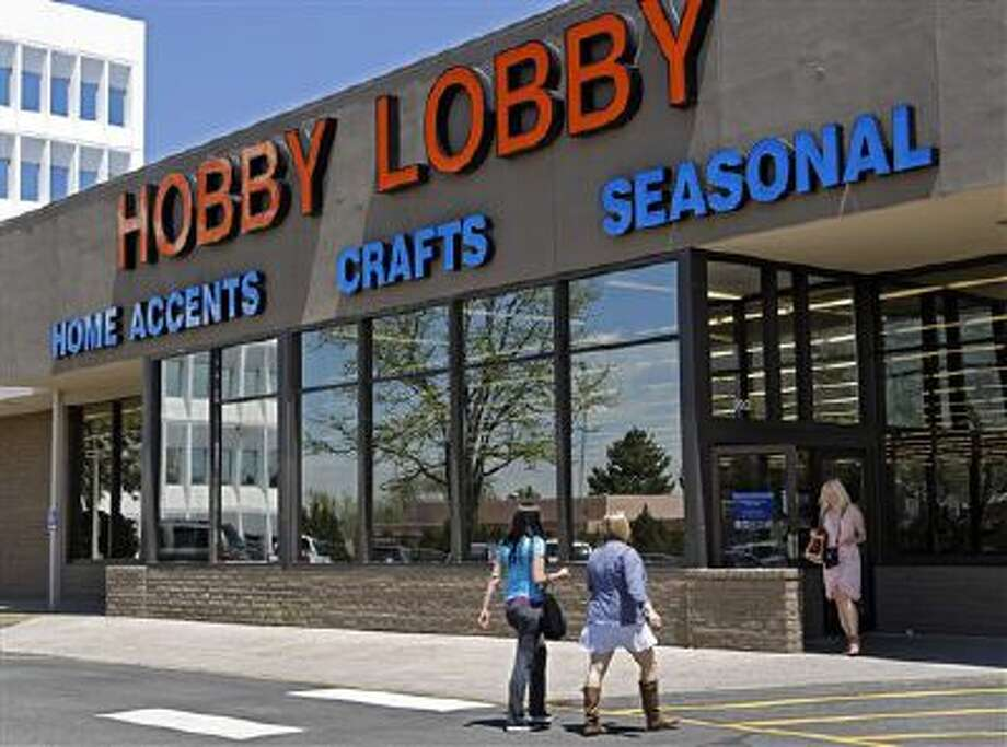A Hobby Lobby store in Denver. The Supreme Court has agreed to referee another dispute over Obamacare regarding religious exemptions. Photo: AP / AP