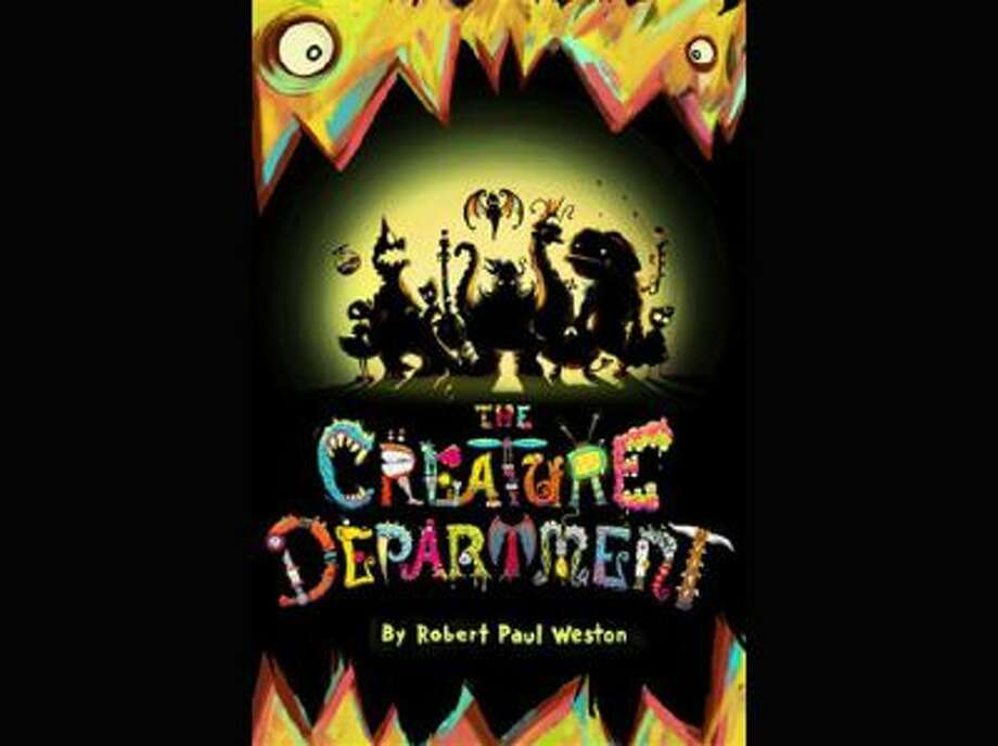 "This book cover image released by Razorbill shows ""The Creature department,"" by Robert Paul Weston."