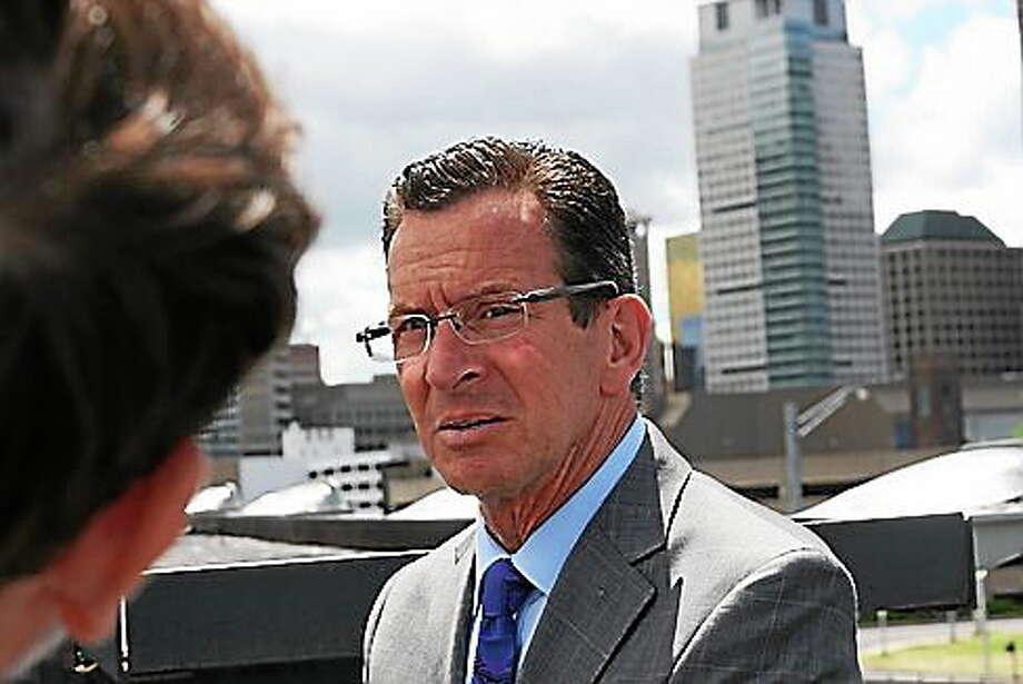 Gov. Daniel P. Malloy. Photo: (Hugh McQuaid—CTNewsjunkie.com)