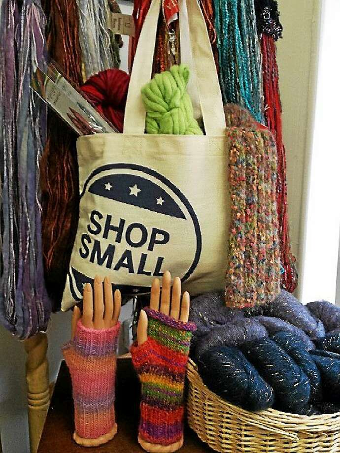 Submitted photo courtesy of Ginger Balch Small Business Saturday is an important day, emphasizing the value of small businesses everywhere. In Sheep's Clothing is participating, along with many others in Torrington and across the state. Photo: Journal Register Co.