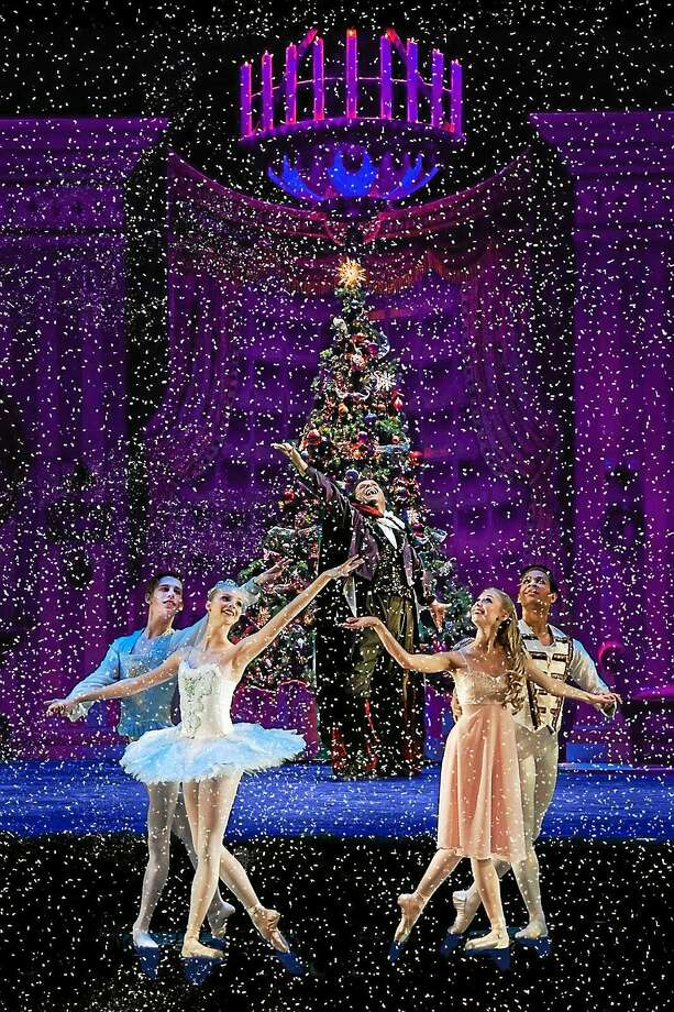 """Submitted photo - Nutmeg Conservatory of Dance The magic of """"The Nutcracker"""" will take the stage at the Warner Theatre in Torrington Dec. 6-7 before its local performers head to the Bushnell in Hartford the following weekend. Tickets are available now. Photo: Journal Register Co."""