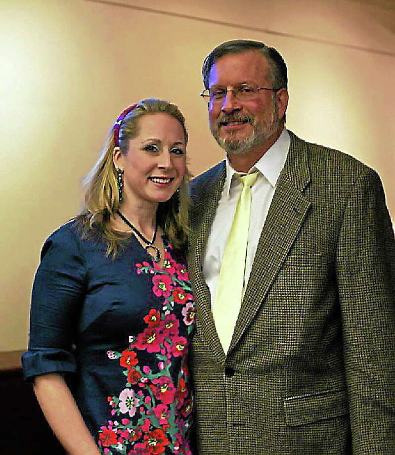 Dr. William and Christine Petit. photo courtesy of the Hartford Courant. Photo: Journal Register Co.
