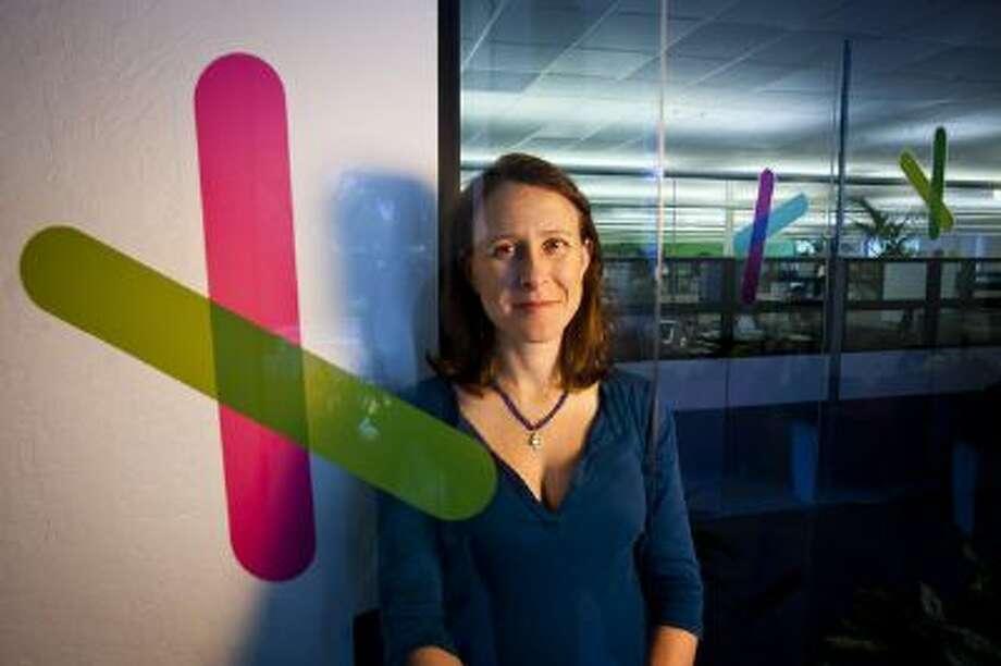 Co-founder and CEO of 23andMe Anne Wojcicki, in a 2011 file photo. Photo: Dai Sugano/Staff / Dai Sugano/Staff