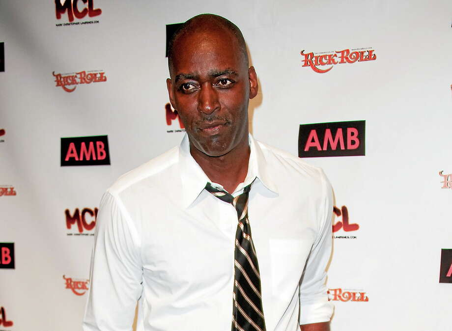 In this Oct. 6, 2012 photo, actor Michael Jace attends WordTheatre presents Storytales at Ford Amphitheatre in Los Angeles. Photo: Photo By Richard Shotwell/Invision/AP, File  / Invision