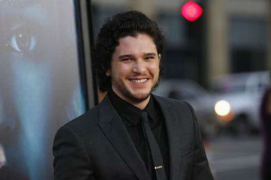 """Cast member Kit Harington poses at the premiere for the third season of the television series """"Game of Thrones"""" in Hollywood, California March 18, 2013. The third season debuts on HBO on March 31. REUTERS/Mario Anzuoni Photo: REUTERS / X90045"""
