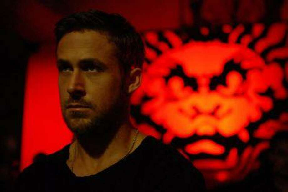 "Ryan Gosling in ""Only God Forgives,"" a film that's fatally dull. (RADiUS-TWC) Photo: The Washington Post / THE WASHINGTON POST"