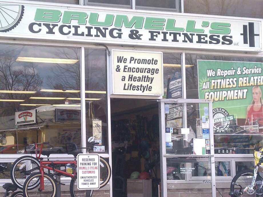 Brumell's Cycling and Fitness on East Main Street, Torrington. KATE HARTMAN/Register Citizen.
