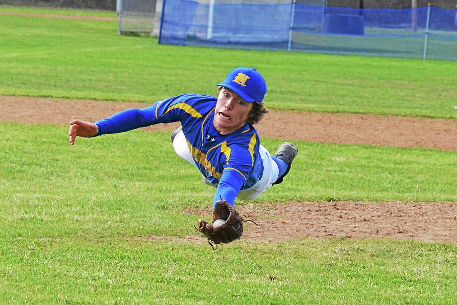 Willy Yahn just finished his stellar career at Housatonic High School. Photo: Pete Paguaga — Register Citizen