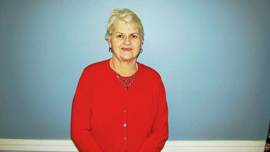 Submitted Photo. Claire Ferrarroti was selected as Harwinton Citizen of the Year Photo: Journal Register Co.