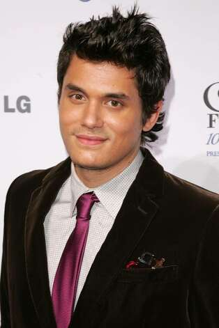 NEW YORK - SEPTEMBER 20:  Musician John Mayer arrives at the VH1 Save The Music Foundation Gala at Lincoln Center on September 20, 2007 in New York City.  (Photo by Bryan Bedder/Getty Images) *** Local Caption *** John Mayer Photo: Bryan Bedder, Getty Images / 2007 Getty Images
