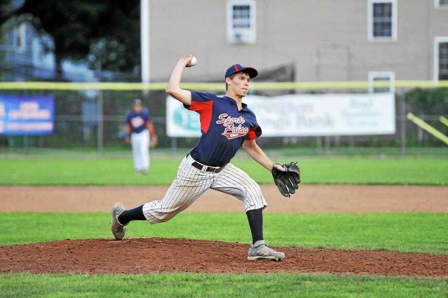 Laurie Gaboardi - Register Citizen Torrington vs. Amedia baseball Photo: Journal Register Co.