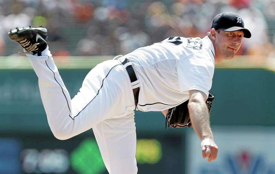 Detroit Tigers starter Max Scherzer won the 2013 American League Cy Young Award. Photo: Paul Sancya — The Associated Press  / AP