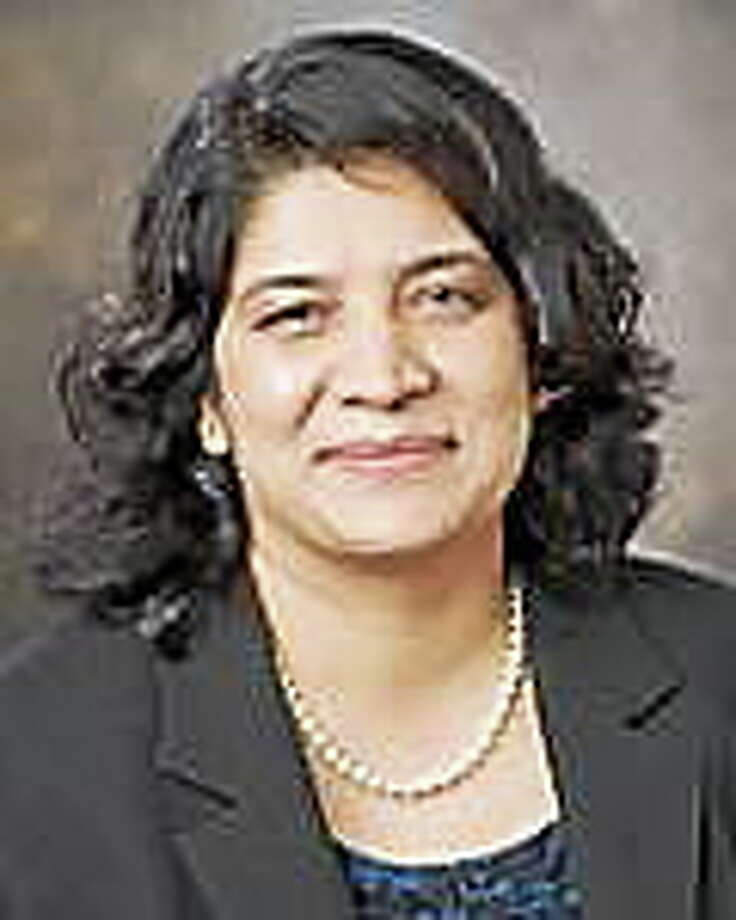 Krishnan-Sarin Photo: Journal Register Co. / Yale University