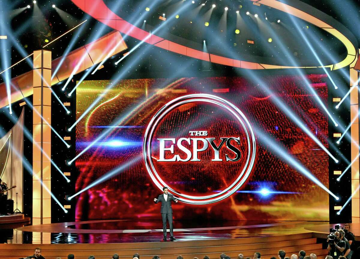 Drake hosted the ESPY Awards on Wednesday at the Nokia Theatre in Los Angeles. The Register's Mike Wollschlager is just happy the week of nothing is finally over, and that he'll never have to see Drake blow in Lance Stephenson's ear ever again.