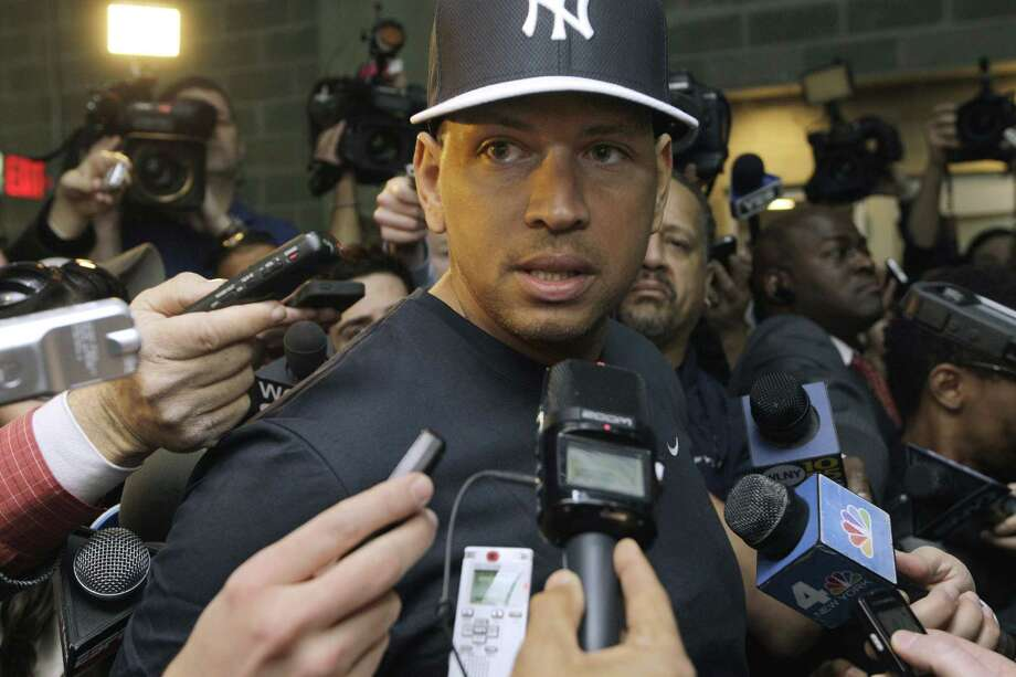 A lawyer for Lazaro Collazo, the University of Miami's former pitching coach, says Alex Rodriguez admitted to federal investigators he used steroids. Photo: Kathy Willens — The Associated Press File Photo  / AP