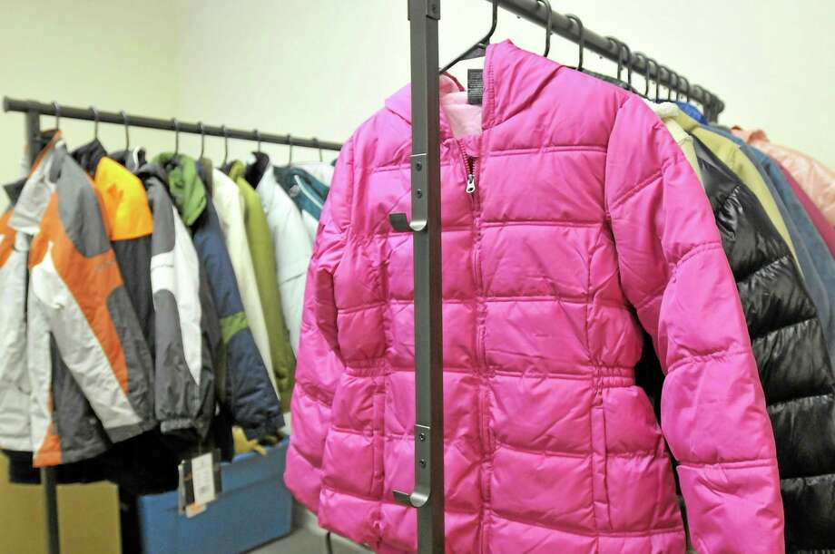 File photo Winter coats like the ones that will be purchased this year by the Register Citizen's Warm the Children program. Photo: Journal Register Co.