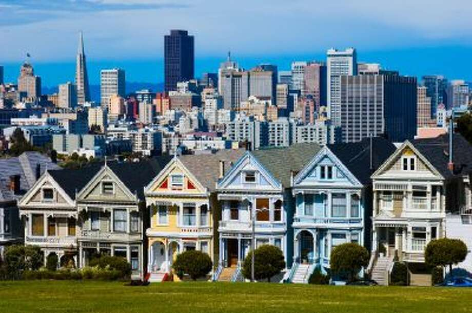 In a hotels.com survey, travelers deemed San Francisco as the most charming destination in the U.S.