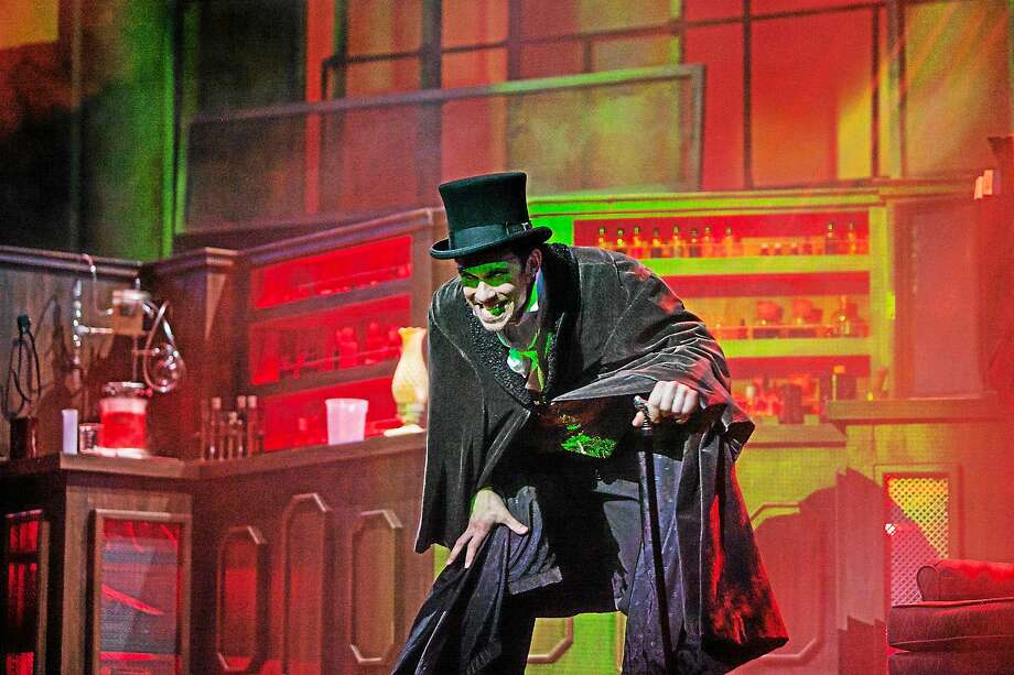 """Photos courtesy of Waterbury Palace Theater The Broadway hit """"Jekyll and Hyde"""" will be performed at the Palace Theater in Waterbury. Photo: Journal Register Co."""