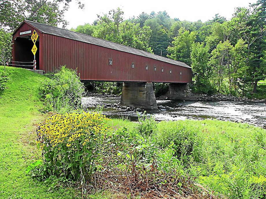 The Cornwall Covered Bridge. Photo: Submitted Photo
