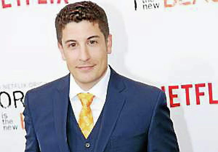 "Jason Biggs attends Netflix's ""Orange Is The New Black"" Season 2 premiere at the Ziegfeld Theatre on Thursday, May 15, 2014, in New York. Photo: (Scott Roth — The Associated Press)"