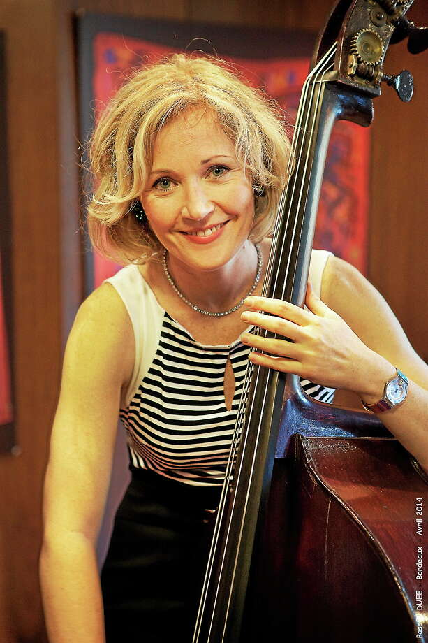 Photos courtesy of Litchfield Jazz Festival Bassist Nicki Parrott is joining the Litchfield Jazz Camp this year. Photo: Journal Register Co.
