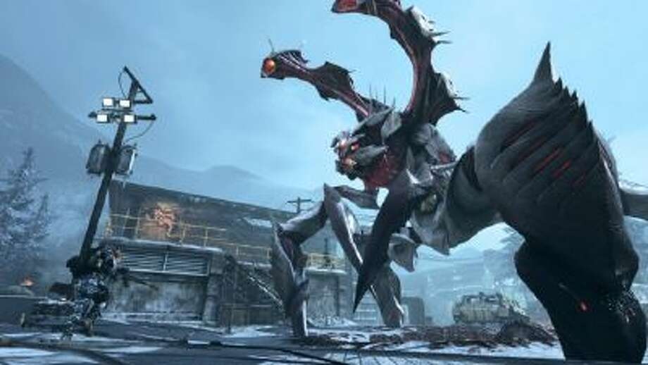 "Massive alien foes add a dangerous new twist to the standard ""Call of Duty"" formula."