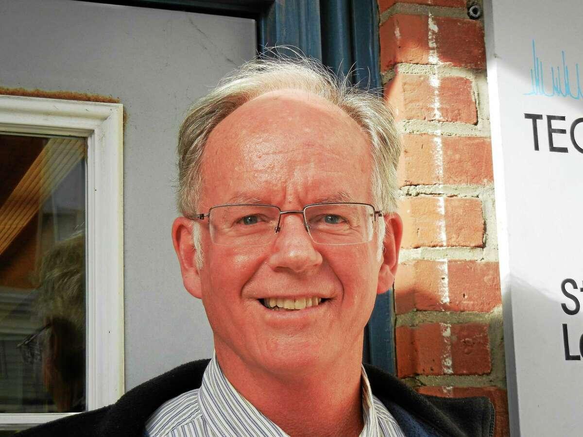 Bridgewater First Selectman Curtis Read