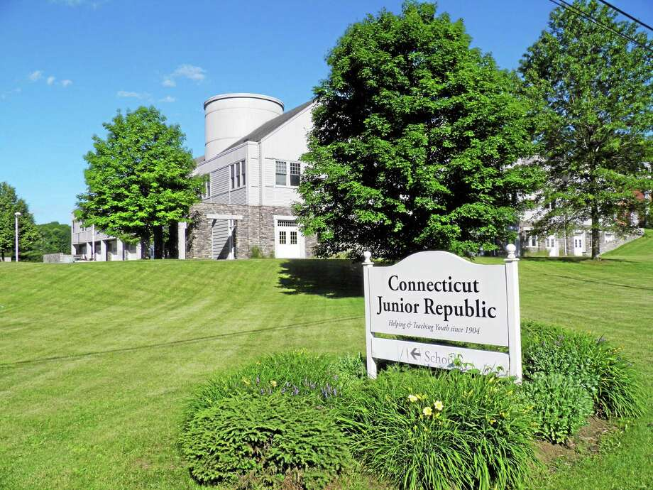 Connecticut Junior Republic's campus on Route 63 in Litchfield. The non-profit, which provides social services, education and crisis intervention to boys and girls, is assisted by the Litchfield Aid, a membership group based in Litchfield that holds fundraisers each year. Photo: Kathy Budzyn — Connecticut Junior Republic