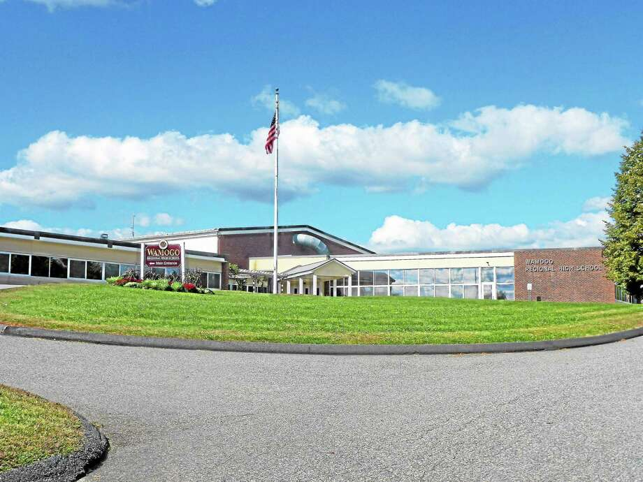 Wamogo Regional High School. Photo: Register Citizen File Photo