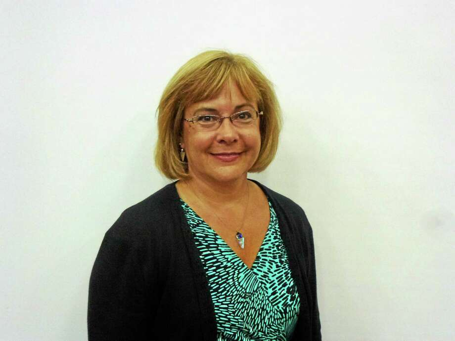 Holly Martin, from East Hartland, will take over as principal of Batcheller School this coming year, replacing Clay Krevolin. Photo: Ryan Flynn — Register Citizen