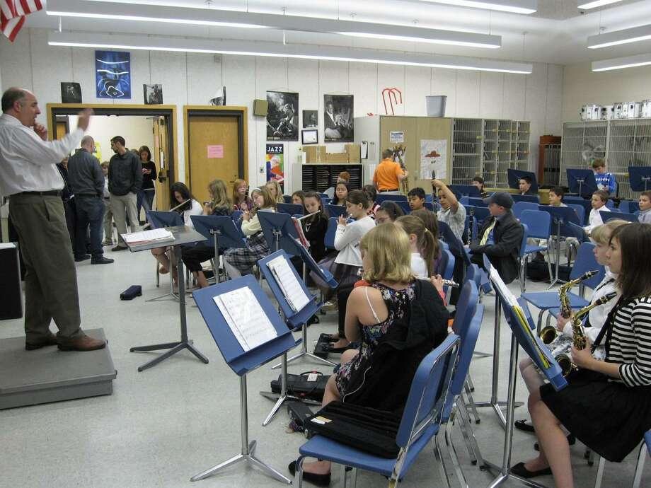 Joseph Campolieta, an elementary school music teacher, has been hired to be Torrington school district's human resources director. Contributed photo - Torrington public schools.