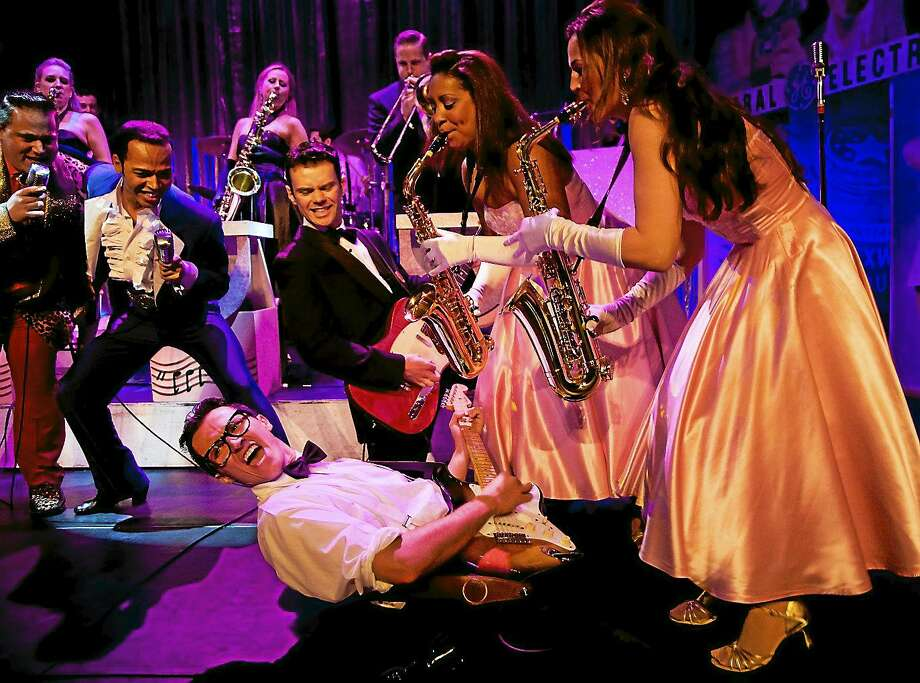 """Photos courtesy of the Palace Theater  """"The Buddy Holly Story"""" will be staged at the Palace Theater in Waterbury in January. Photo: Journal Register Co. / ©JOHAN PERSSON"""
