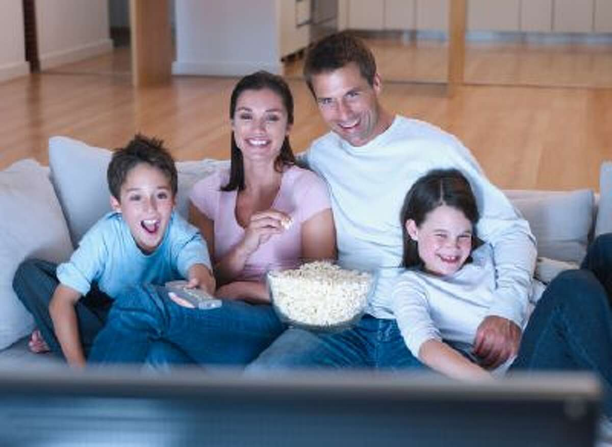 Don't let technology ruin family night - power down your iKindlePadPodTouchPhone thingies and spend time together.