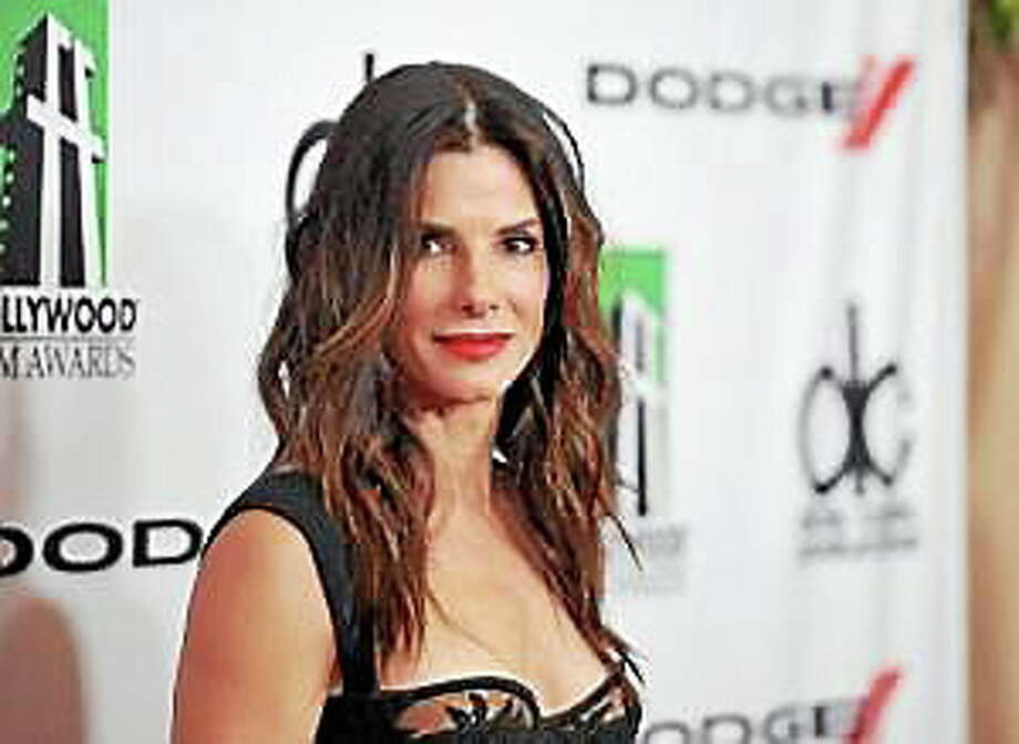 In this Oct. 21, 2013, file photo, Sandra Bullock arrives at the 17th Annual Hollywood Film Awards Gala at the Beverly Hilton Hotel in Beverly Hills, Calif. Photo: (John Shearer — The Associated Press)
