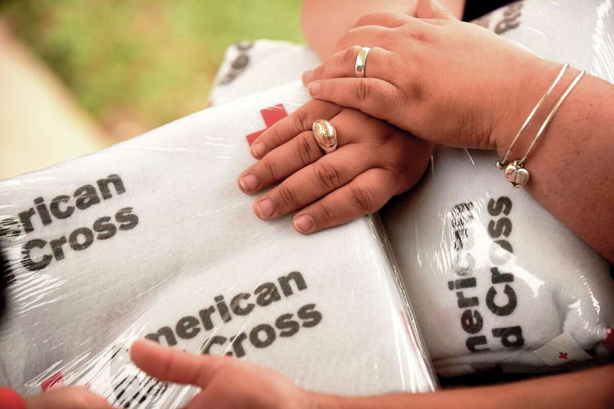 The American Red Cross is one nonprofit looking for volunteer help.