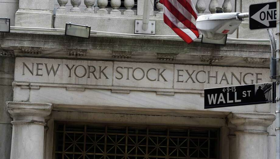 The Wall Street entrance of the New York Stock Exchange. Photo: Richard Drew — The Associated Press  / AP