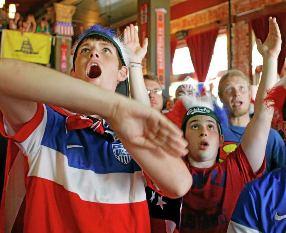 There is no denying that America's interest in soccer continues to grow as witnessed by fan response during the World Cup this year, but the question remains as to how fast that interest is actually growing. Photo: The Associated Press File Photo  / AP