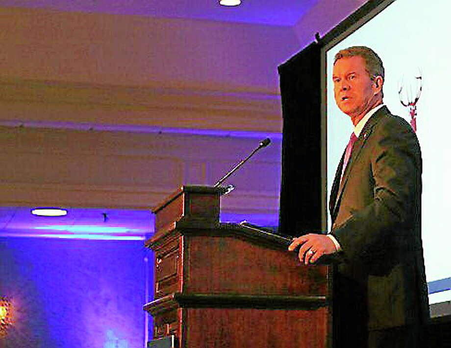 President of The Hartford, Liam McGee. Photo: Photo Courtesy CTNewsJunkie