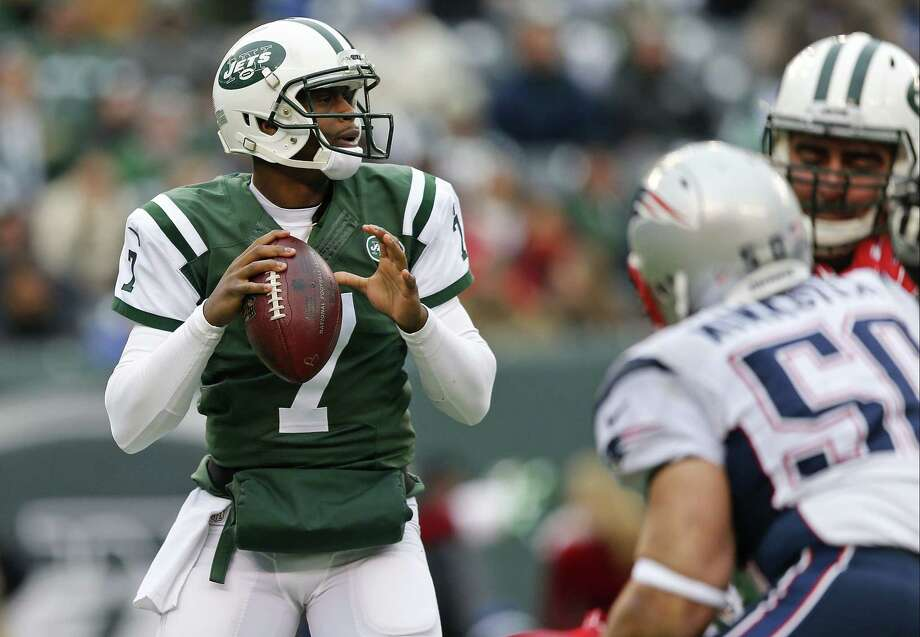 The Associated Press While most Jets fans would like to see the team lose to enhance its draft status, for players like quarterback Geno Smith, above, such results could cost them their jobs. Photo: AP / AP